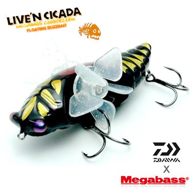 ВОБЛЕР MEGABASS LIVE'N CICADA