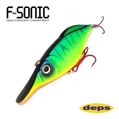 ВОБЛЕР DEPS F-SONIC